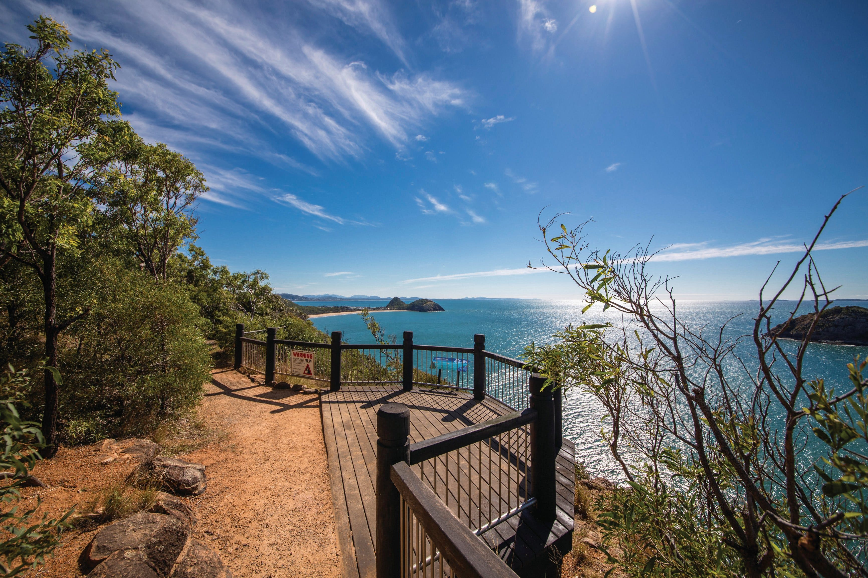 Bluff Point circuit Capricorn Coast National Park - Accommodation Daintree