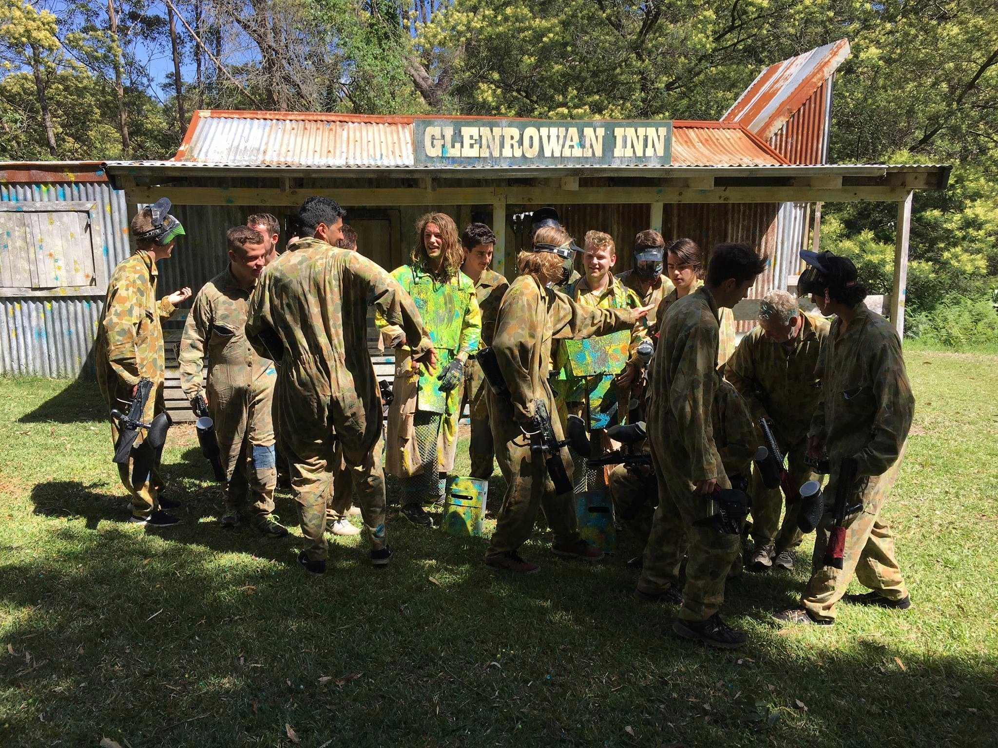 Skirmish Ulladulla - Accommodation Daintree