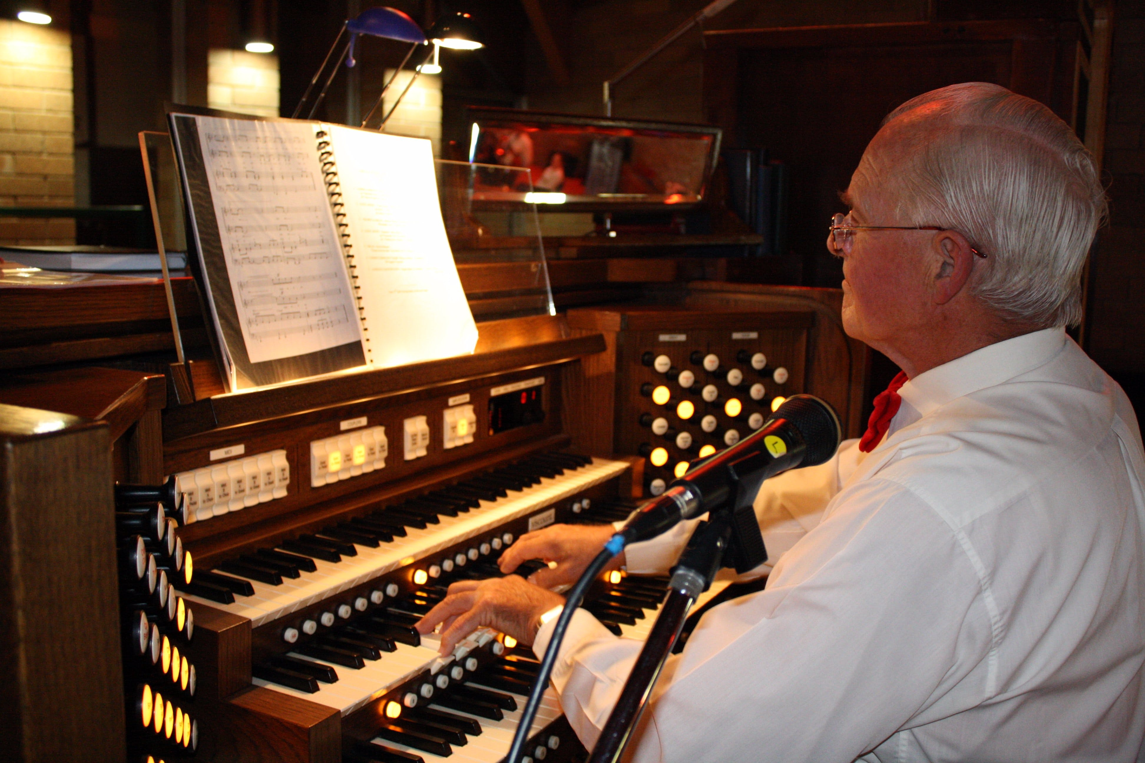 St Bartholomews Largest Digital Pipe Organ in the Southern Hemisphere - Accommodation Daintree