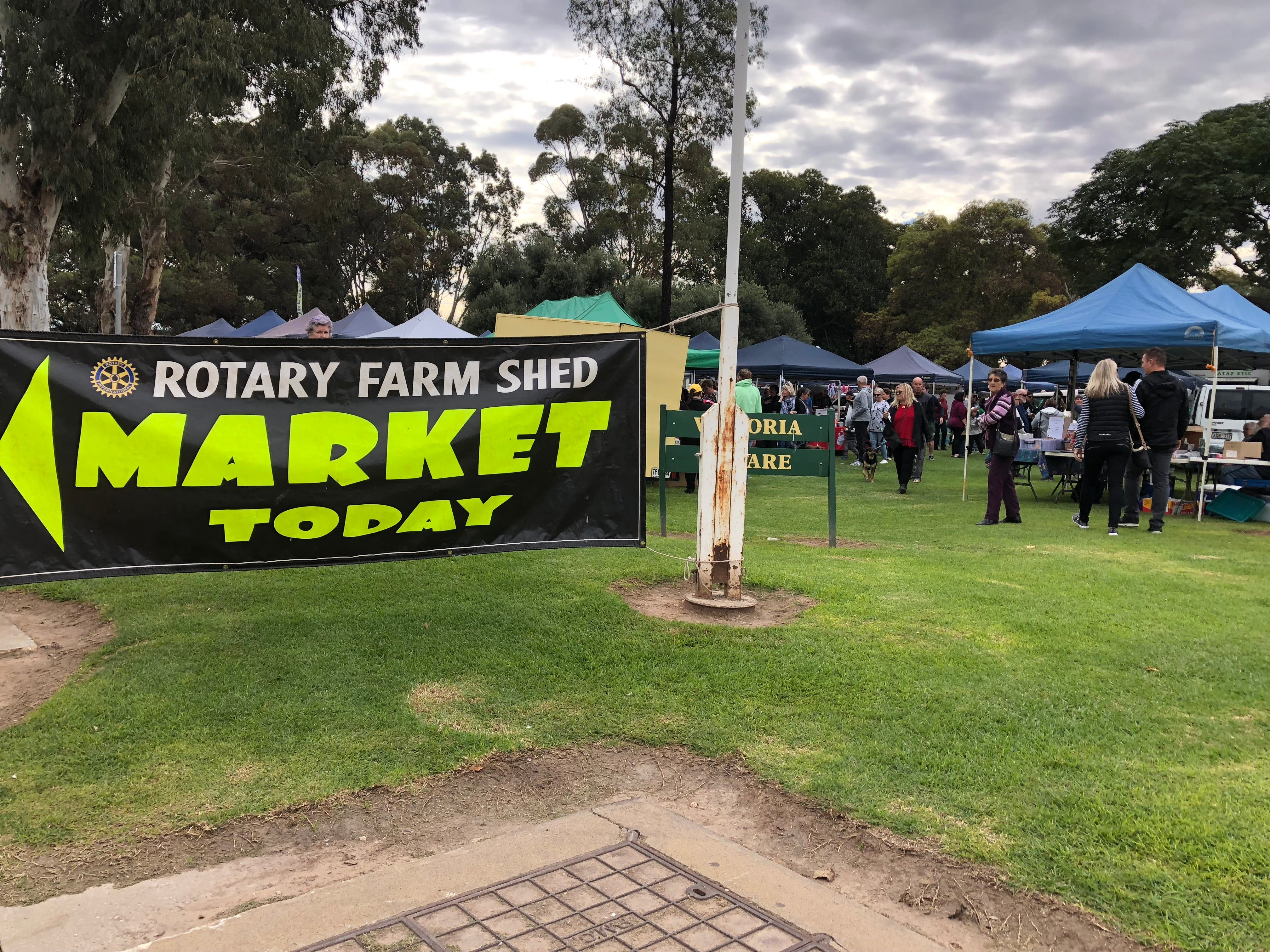 The Rotary Markets Kadina - Accommodation Daintree