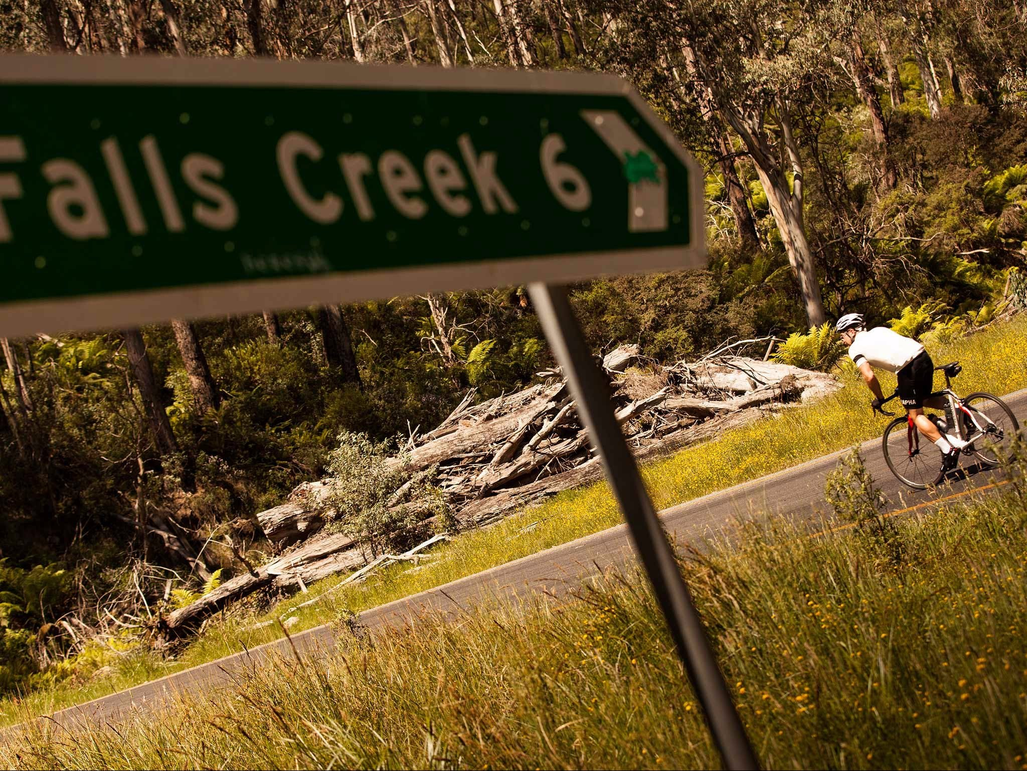 7 Peaks Ride - Falls Creek - Accommodation Daintree