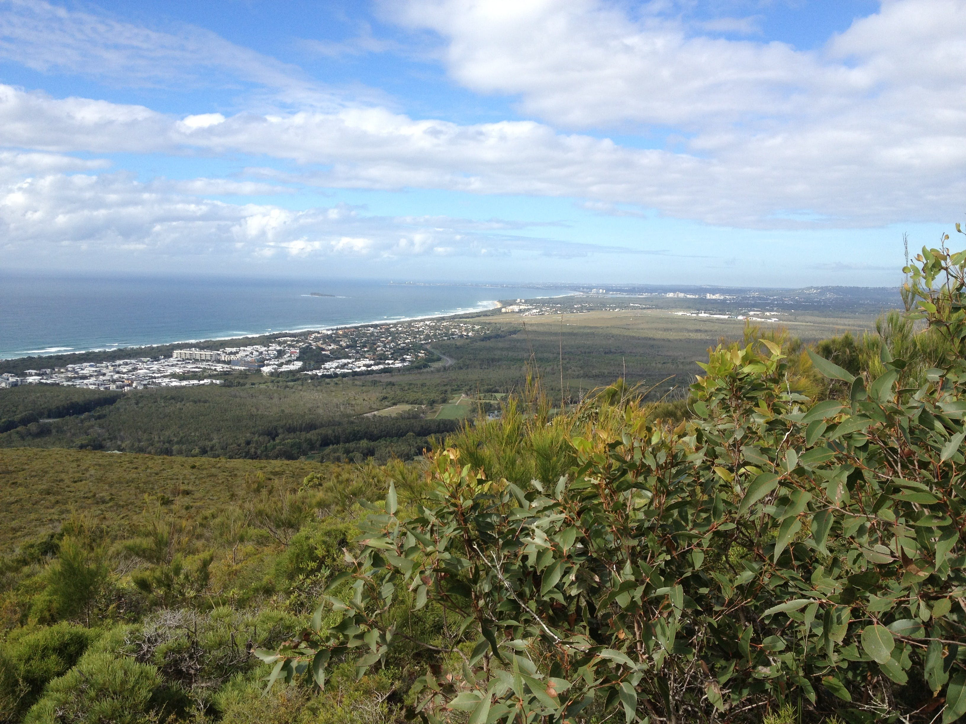 Mount Coolum National Park - Accommodation Daintree