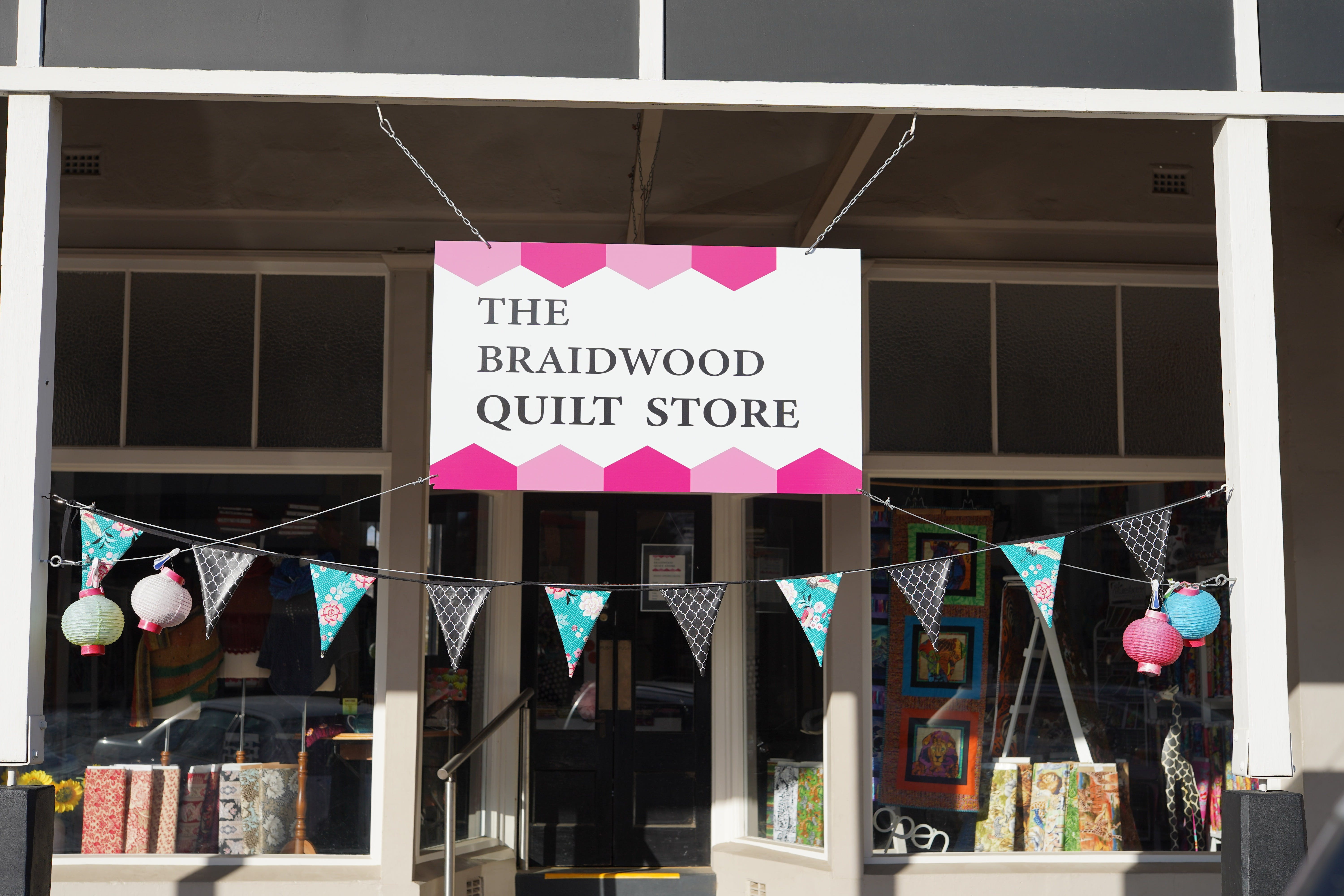 The Braidwood Quilt Store - Accommodation Daintree