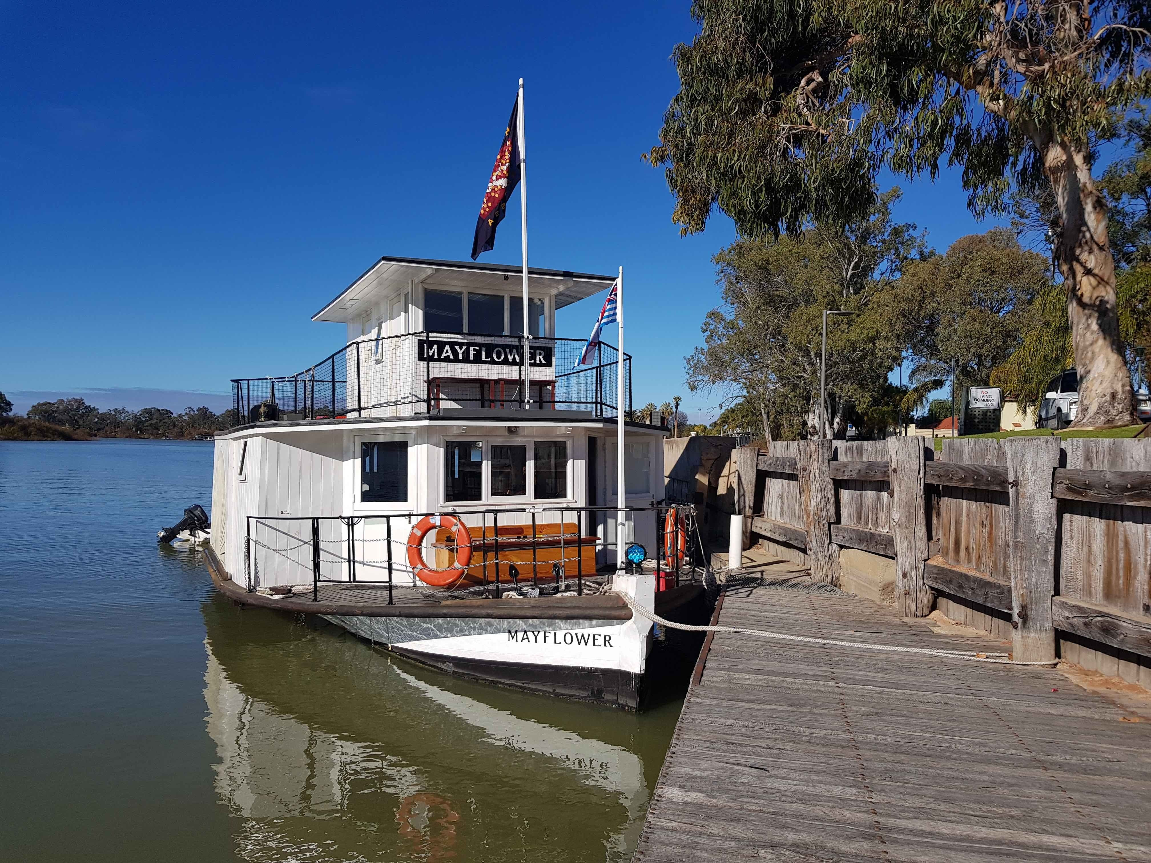 PW Mayflower Cruises - - Accommodation Daintree