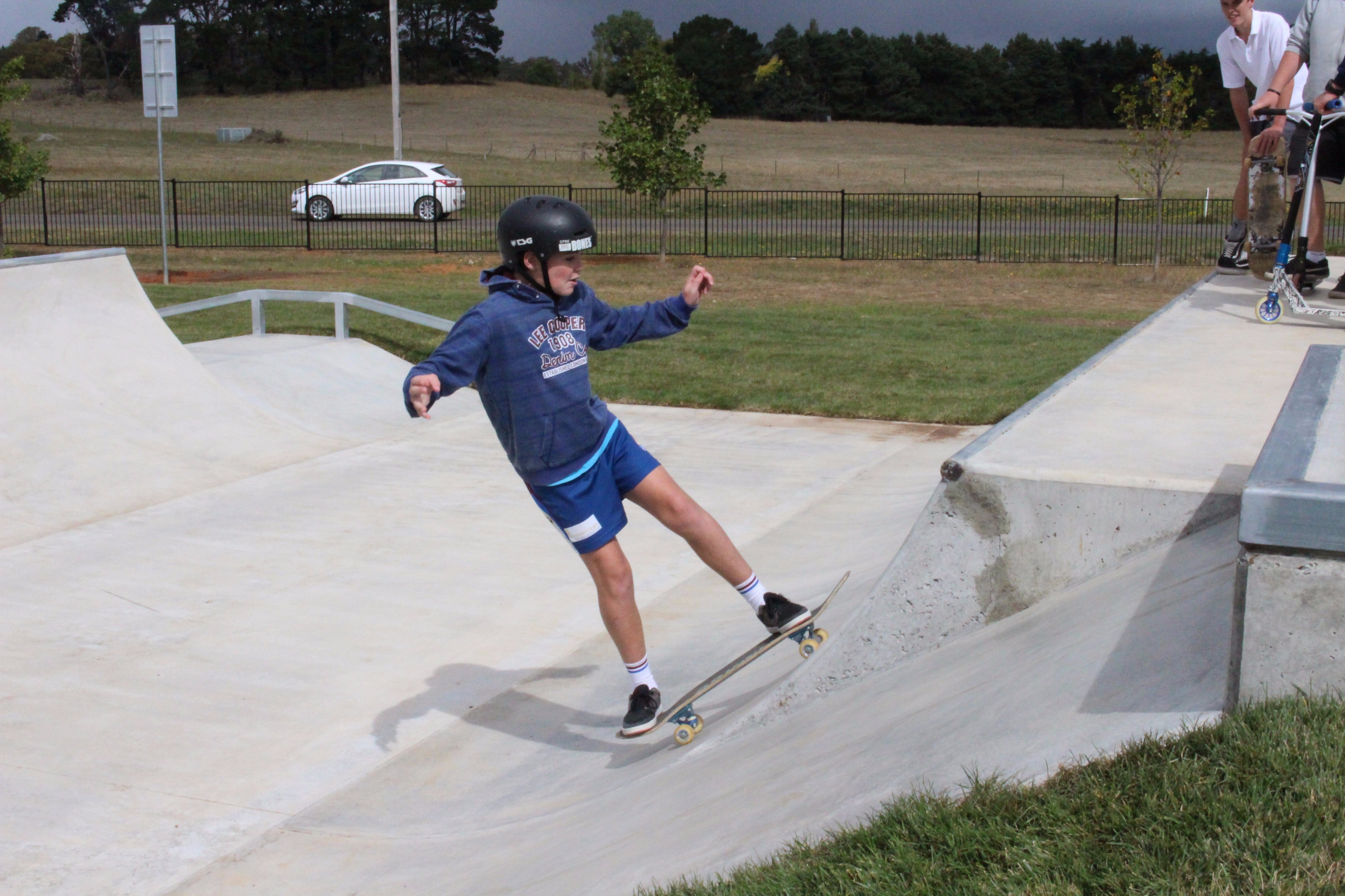 Crookwell Skate Park - Accommodation Daintree