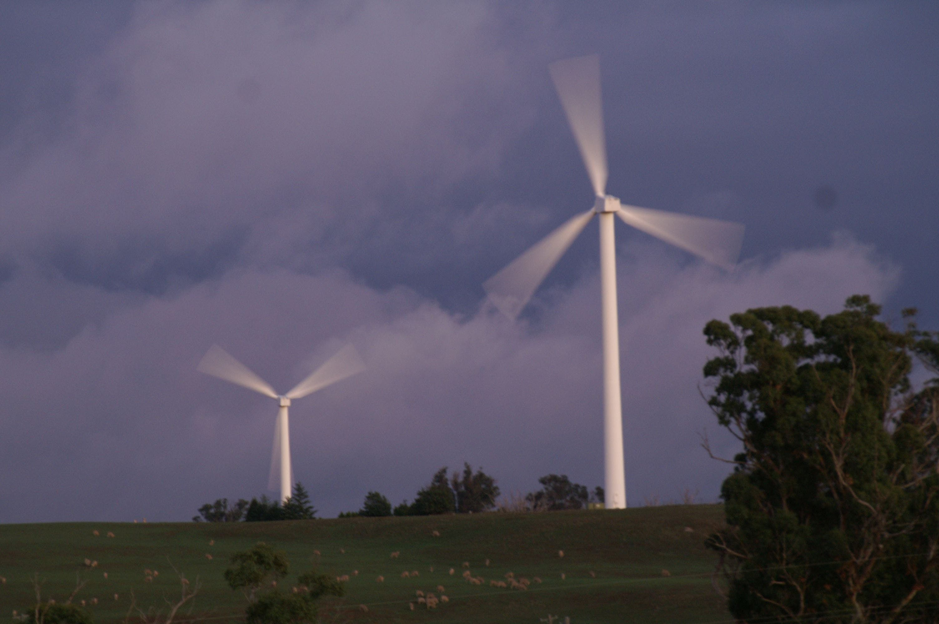 Crookwell Wind Farm - Accommodation Daintree