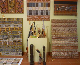 Tiwi Design Aboriginal Corporation - Accommodation Daintree