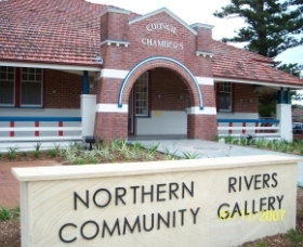 Northern Rivers Community Gallery - Accommodation Daintree