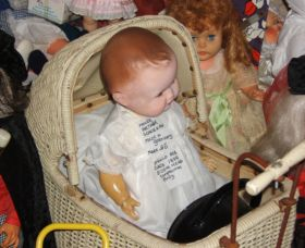 Little Darlings Doll Museum and Coffee Shop - Accommodation Daintree
