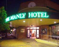 The Manly Hotel - Accommodation Daintree