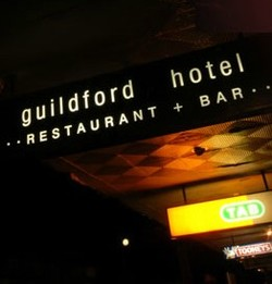 Guildford Hotel - Accommodation Daintree