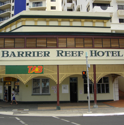 The Barrier Reef Hotel - Accommodation Daintree