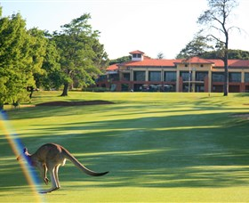 Royal Canberra Golf Club - Accommodation Daintree