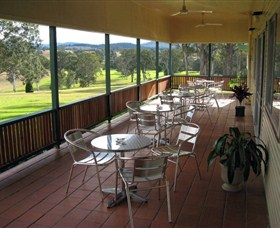 Woodenbong and District Golf Club - Accommodation Daintree