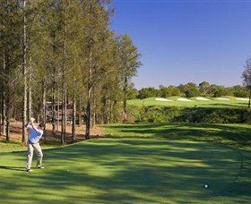 Hunter Valley Golf and Country Club - Accommodation Daintree