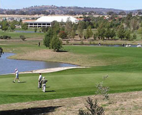 Gungahlin Lakes Golf and Community Club - Accommodation Daintree