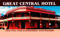 Great Central Hotel - Accommodation Daintree