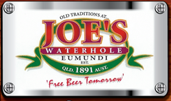 Joe's Waterhole Hotel - Accommodation Daintree