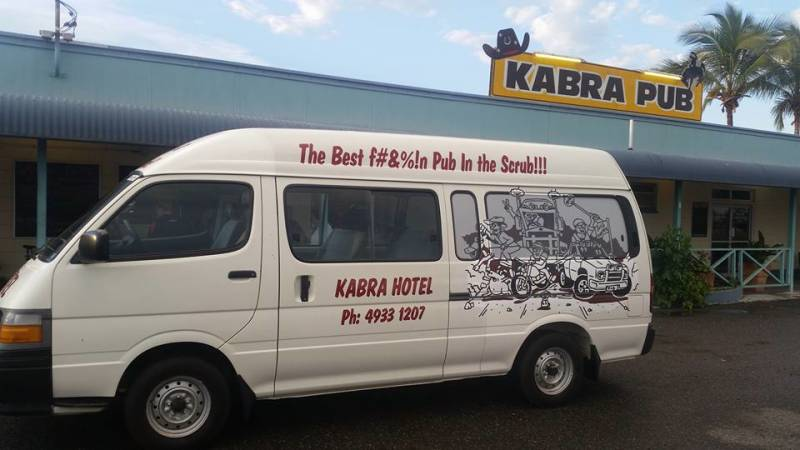 Kabra Hotel - Accommodation Daintree