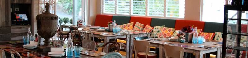 Bohemian Bungalow Restaurant  Bar - Accommodation Daintree