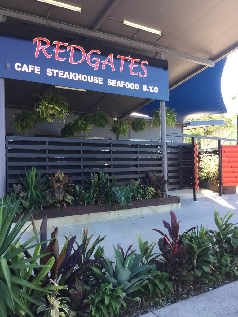 Redgates Caf Steakhouse Seafood - Accommodation Daintree