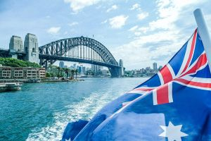 Australia Day Lunch and Dinner Cruises On Sydney Harbour with Sydney Showboats - Accommodation Daintree