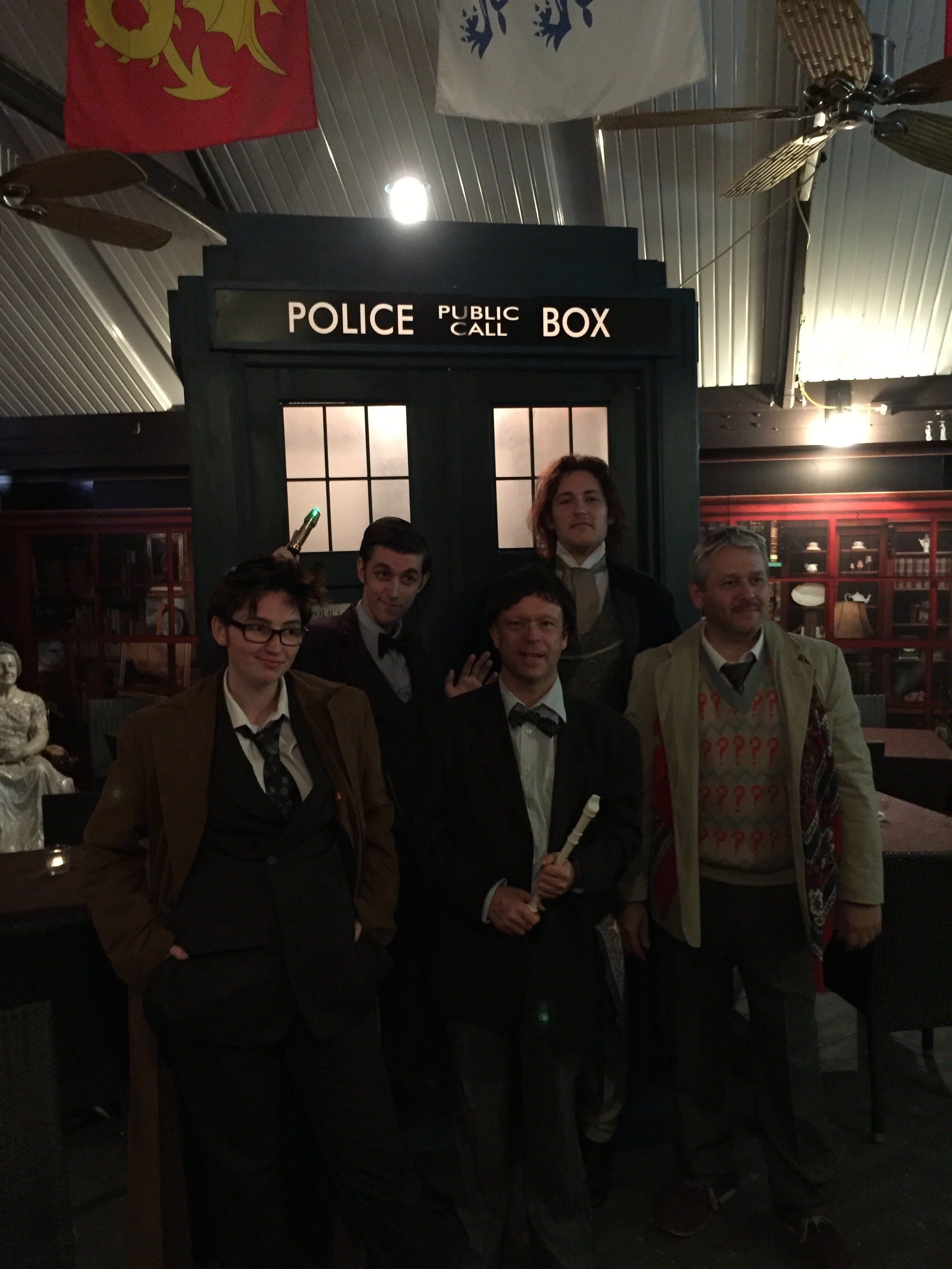 Dr Who Quiz Night - Accommodation Daintree