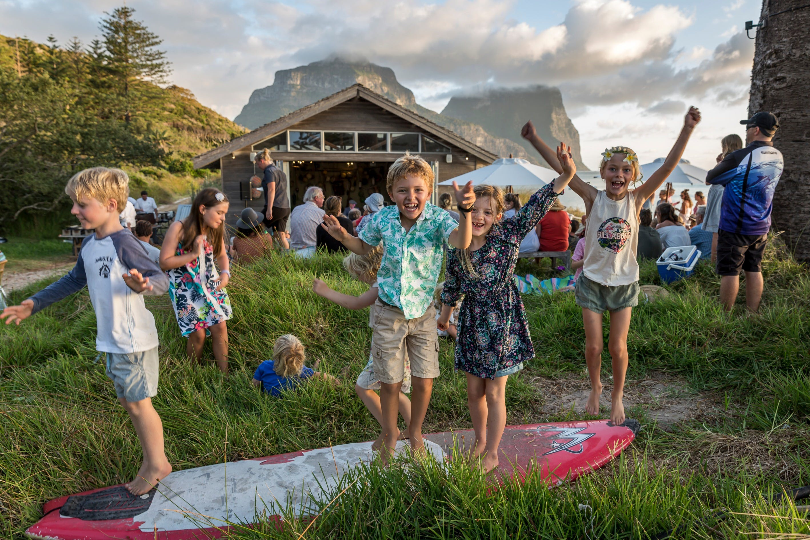 Spring Festival of Lord Howe Island - Accommodation Daintree