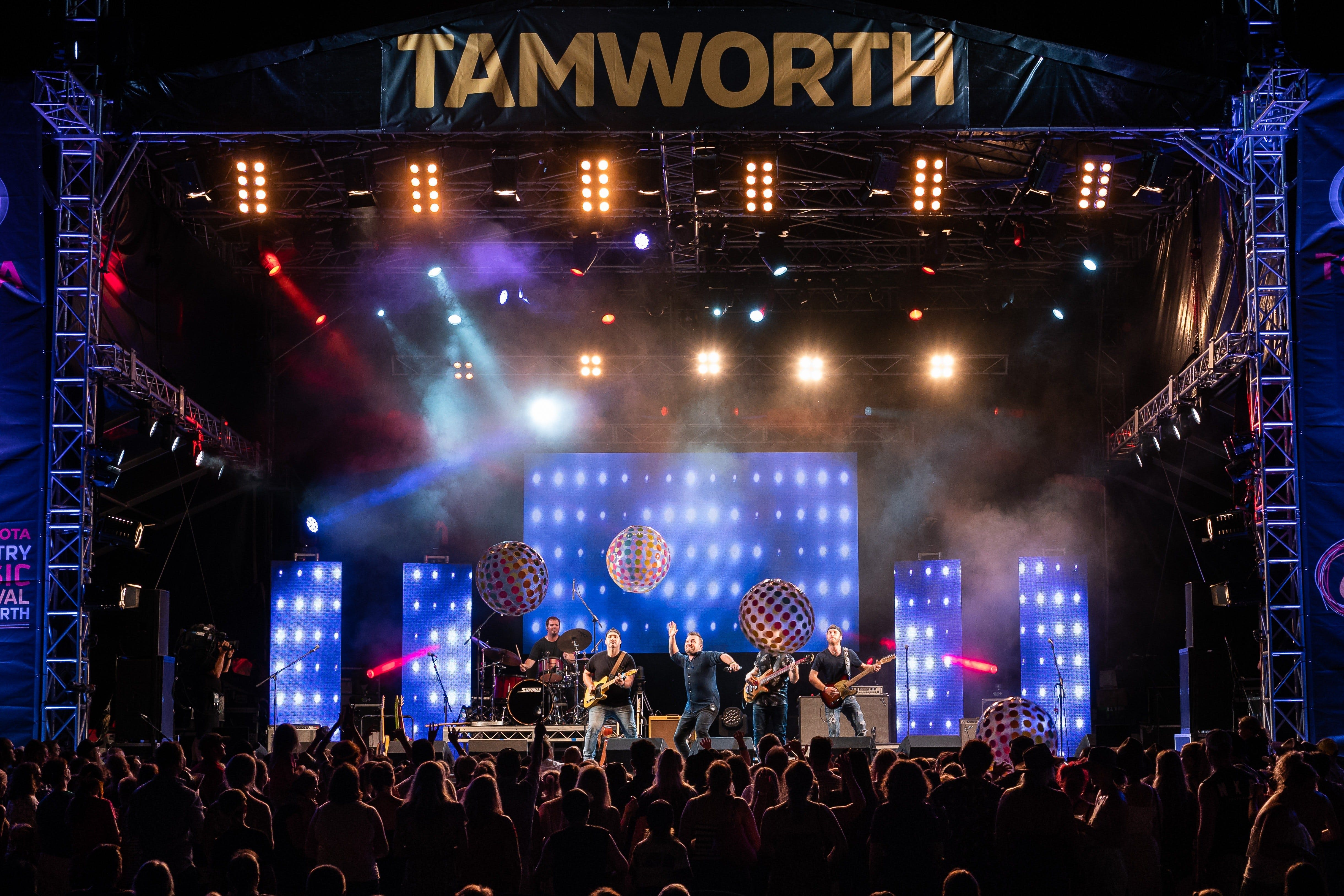 Toyota Country Music Festival Tamworth - Accommodation Daintree