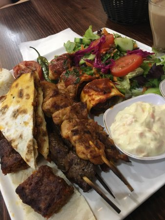 Sehzade Kebab And Bakehouse - Accommodation Daintree