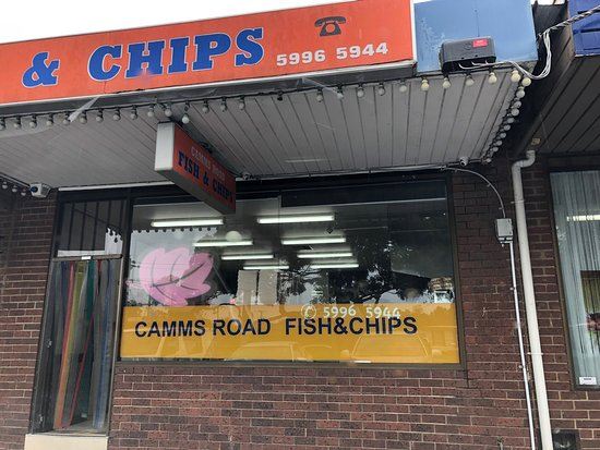 Camms Rd Fish  Chips - Accommodation Daintree