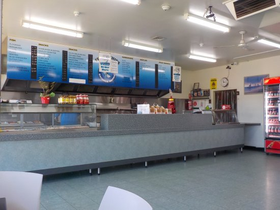 Bacchus Marsh Fish  Chip Shop - Accommodation Daintree