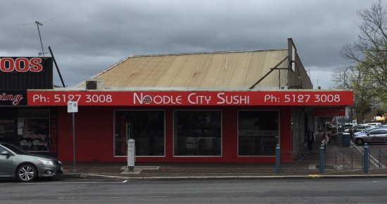 Noodle City  Sushi - Accommodation Daintree