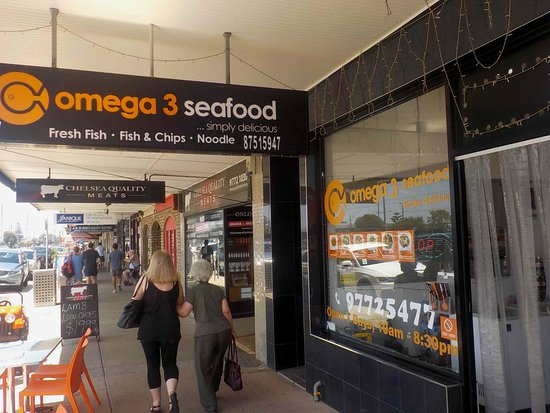 Omega 3 seafood - Accommodation Daintree