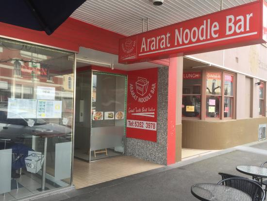 Ararat Noodle Bar - Accommodation Daintree