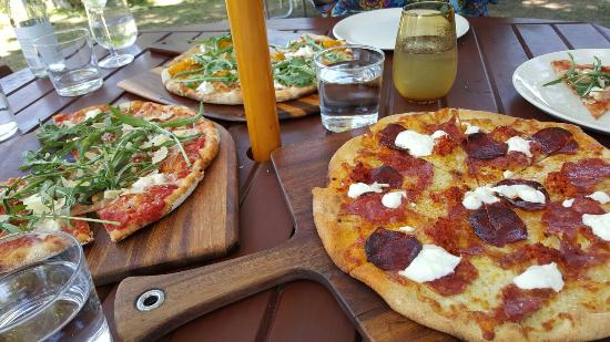 Bank Street Wood Fired Pizza and Gardens - Accommodation Daintree