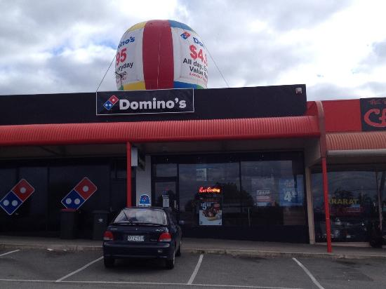 Domino's Pizza - Accommodation Daintree