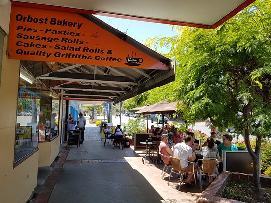 Orbost bakery - Accommodation Daintree