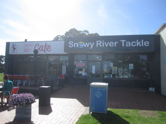 Snowy River Cafe - Accommodation Daintree