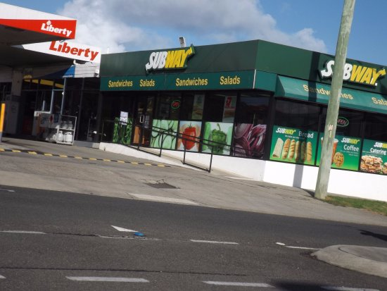 Subway Wonthaggi - Accommodation Daintree