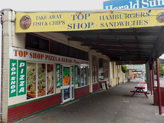 Top Shop Fish and Chips - Accommodation Daintree