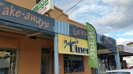 Johno's Diner - Accommodation Daintree