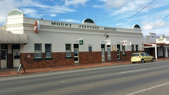 Mount Jeffcott Hotel - Accommodation Daintree