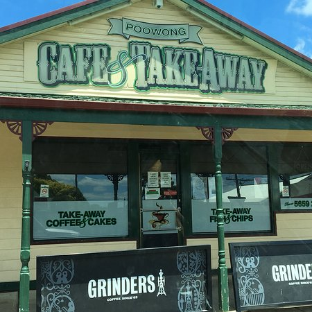 Poowong Cafe  Takeaway - Accommodation Daintree