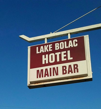 Lake Bolac Hotel - Accommodation Daintree