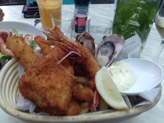 Fourth Fish Cafe and Restaurant - Accommodation Daintree