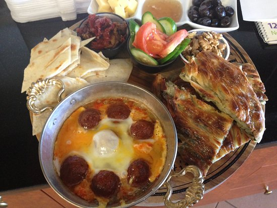 Gozleme Sarayi Turkish Cusine and Cafe - Accommodation Daintree
