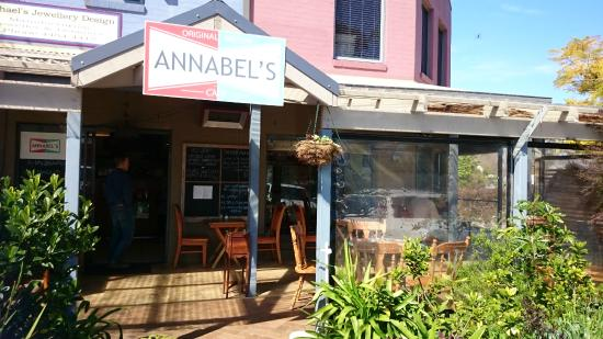 Annabel's Cafe - Accommodation Daintree