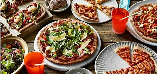 Crust Gourmet Pizza Bar Panania - Accommodation Daintree