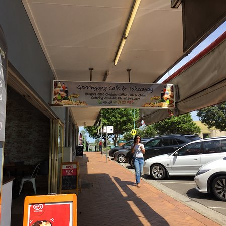 Gerringong Cafe  Take away - Accommodation Daintree